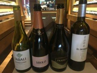 Les vins d'Amérique du Sud s'invitent chez Taillevent