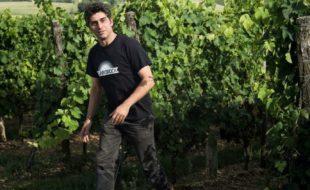 Elian Da Ros, viticulteur obstiné du Marmandais