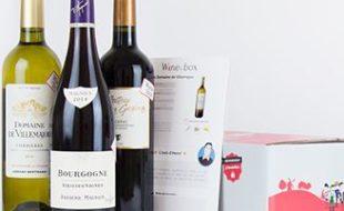 La Relance Eco : à Tours, Wine and Box met du vin en boite