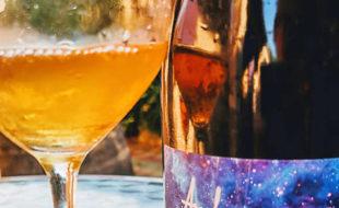Le vin passe à l'orange