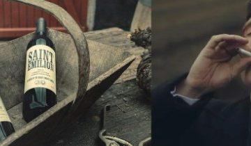 Le vin officiel de la série Peaky Blinders vient de Saint-Emilion