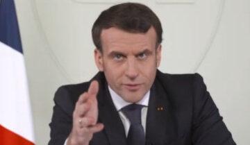 """Macron veut des repères de consommation """"plus lisibles et plus visibles"""" sur les vins, bières et spiritueux"""