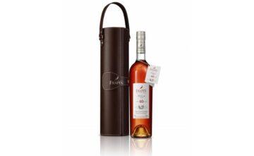 Cognac Frapin : 40 printemps dans un flacon