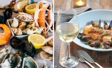 Quels vins servir avec les fruits de mer?