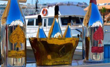 LVMH s'offre 50% d'Armand de Brignac, le champagne de Jay-Z